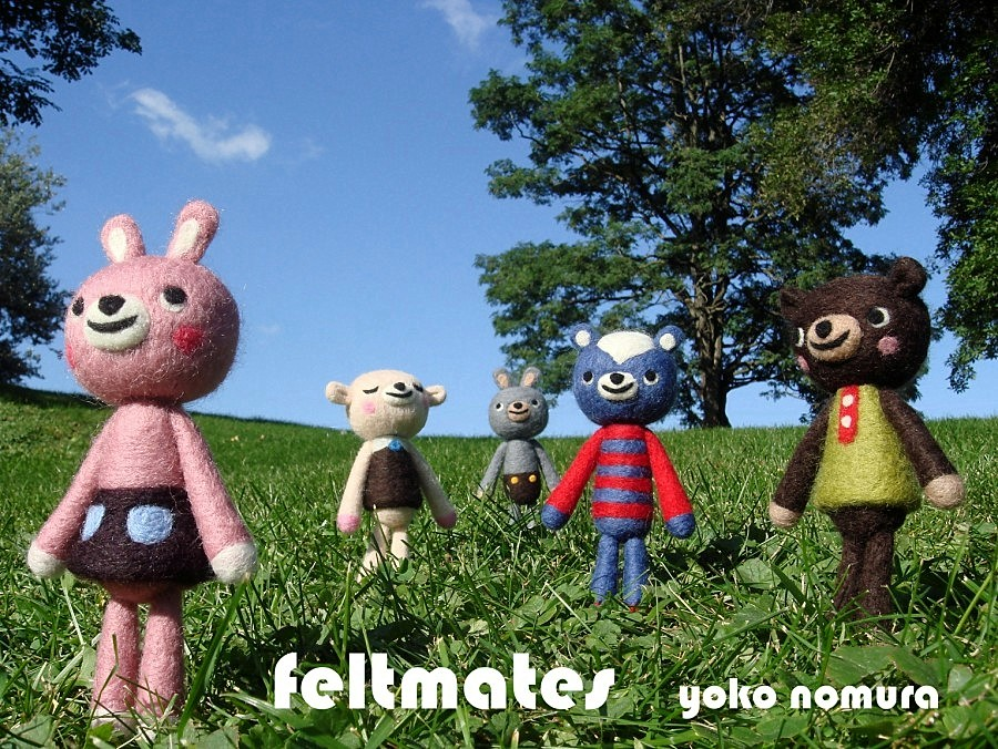 feltmates on etsy